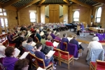 Faure Requiem singing day 29th Mar 2014 (2)