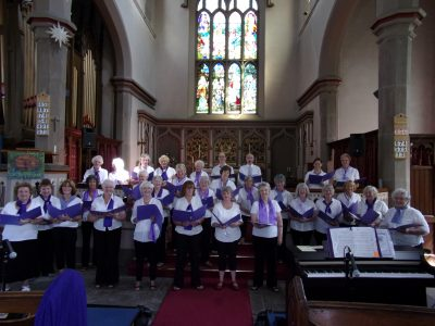 Macclesfield Afternoon Community Choir